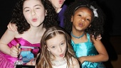 2013 Audience Choice Awards- Lilla Crawford- Katie Finneran- Emily Rosenfeld- Tyrah Skye Odoms