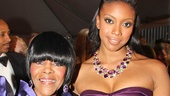 Tony Red Carpet- Cicely Tyson- Condola Rashad