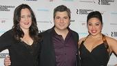 Machinal - Opening -  Karen Walsh - Damian Baldet - Maria-Christina Oliveras