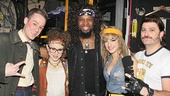 OP - Rock of Ages - Cody Scott Lancaster - Josephine Rose Roberts - Ahman Green - Tessa Alves - Genson Blimline