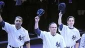 Bronx Bombers - Opening - OP - Francois Battiste, Peter Scolari, Keith Nobbs,