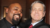 James Monroe Iglehart & Jonathan Freeman