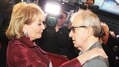 Bullets Over Broadway - Opening - OP - 4/14 - Barbra Walters - Woody Allen