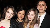 Of Mice and Men - Opening - OP - 4/14 - Anna Shapiro - David Shapiro - Nieces Julia - Sophie