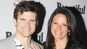 Wicked reunion! Pippin star Kyle Dean Massey and If/Then's Jackie Burns catch up.