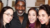 Norm and Sierra Scrapbook - Summer Boggess - Norm Lewis - Sierra Boggess - Alexandra Silber