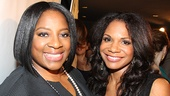 2014 Tony nominees LaTanya Richardson Jackson (A Raisin in the Sun) and Audra McDonald (Lady Day at Emerson's Bar & Grill).
