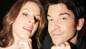 Jessie Mueller (Beautiful) and Andy Karl (Rocky) recreate some sister-and-brother chemistry from The Mystery of Edwin Drood.