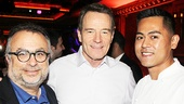 Drama Circle Awards - OP - 5/14 - Richard Frankel - Bryan Cranston -  Jeff Ramos