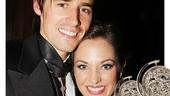Tony Awards - OP - 6/14 - Reeve Carney - Laura Osnes