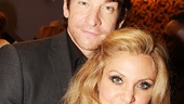 Rocky star Andy Karl and his wife, Tony nominee Orfeh.