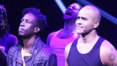 Holler If Ya Hear Me - Opening - OP - 6/14 - Saul Williams - Christopher Jackson
