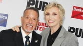 Public Theater Gala - 2014 - OP - 6/14 - Sammy Williams  - Jane Lynch