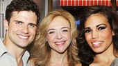 Pippin stars Kyle Dean Massey, Rachel Bay Jones and Ciara Renee.