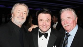 It's Only A Play - Opening - 10/14 - Nathan Lane - brothers - Robert - Daniel