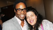 It's Only A Play - Opening - 10/14 - Billy Porter - Sheryl Kaller