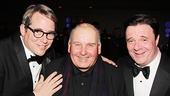 It's Only A Play - Opening - 10/14 - Matthew Broderick - Ernie Sabella - Nathan Lane