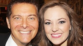 It's Only A Play - Opening - 10/14 - Michael Feinstein - Laura Osnes