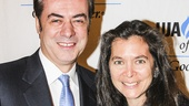 UJA- Excellence in Theater Award - John Gore - 3/15 - John Gore - Diane Paulus