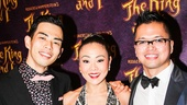The King and I - Opening - 4/15 - Andrew Cheng, Autumn Ogawa - Bennyroyce Royon