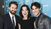 Broadway.com - Audience Choice Awards - 5/15 - Matthew Morrison - Laura Michelle Kelly - Darren Criss