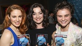 Broadway.com - Audience Choice Awards - 5/15 - Teal Wicks - Laura Michelle Kelly - Melanie Moore