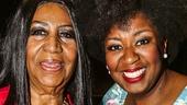 Chicago - Backstage - 5/15 -Aretha Franklin -  NaTasha Yvette Williams
