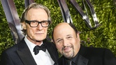 The Tony Awards - 6/16 - Bill Nighy - Jason Alexander