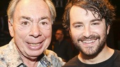OP - School of Rock - Meet and Greet - Gramercy Theatre - 6/15 - Alex Brightman - Andrew Lloyd Webber