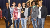 Hamilton - rehearsal - 6/15 -
