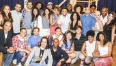 Hamilton - rehearsal - 6/15 - cast