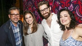Steve Carell - Allison Williams - Matthew Morrison - Laura Michelle Kelly