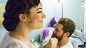 Finding Neverland - Backstage Feature - 8/15 - Laura Michelle Kelly and Matthew Morrison