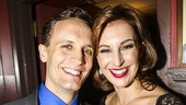 Dames at Sea - opening - 10/15 - Danny Gardner and fiancee