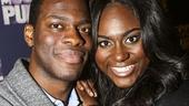 The Color Purple - Meet the Press - 11/15 - Kyle Scatliffe, Danielle Brooks,