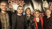 School of Rock - Opening - 12/15 - Andrew lloyd Webber