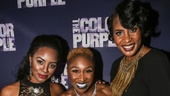 The Color Purple - Opening - 12/15 -  Krystal Joy Brown- Cynthia Ervio- Tika Sumpter