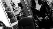 Samantha Harris Chicago photo shoot – costume