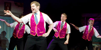 Book of mormon play and homosexuality