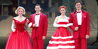 white christmas is spreading holiday cheer through the south and midwest with five tour stops on tap before the end of - White Christmas Play