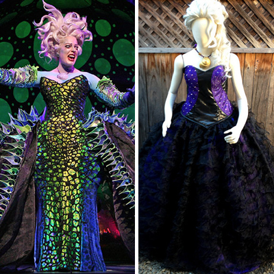 Anyone can be a red-headed mermaid for Halloween but it takes a lady (or dude) with a certain panache to pull off Ursula. Practice your best evil ...  sc 1 st  Broadway Shows & Need Halloween Ideas? Check Out These Wicked Phantom u0026 More ...