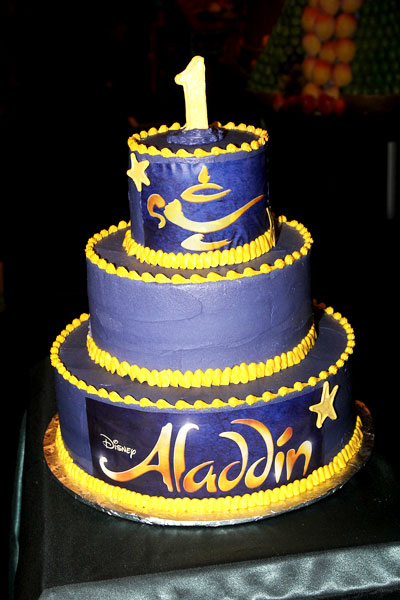 Happy Birthday Aladdin The Stars Celebrate One Shining