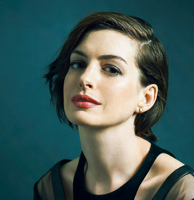 Image result for 17.Anne Hathaway